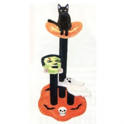 Когтеточка Halloween для кошек